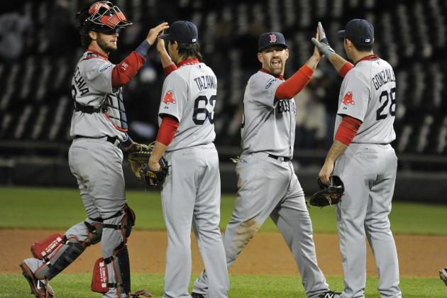 Boston Red Sox: 8 Predictions for May After Late-April Spurt