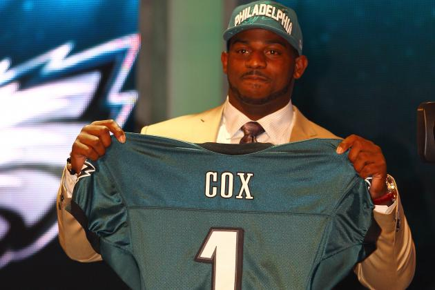 Philadelphia Eagles: Grading the Team's 2012 Draft Picks