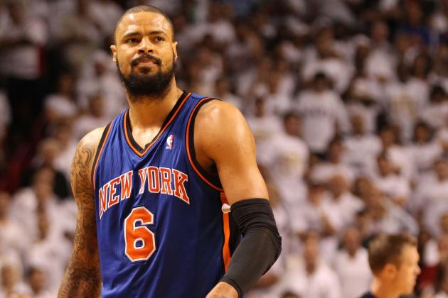 NBA Playoffs 2012: 5 Reasons Why the Knicks Can Bounce Back in This Series