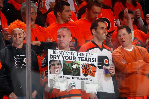 2012 NHL Playoffs: The 5 Most Important Players for the Philadelphia Flyers