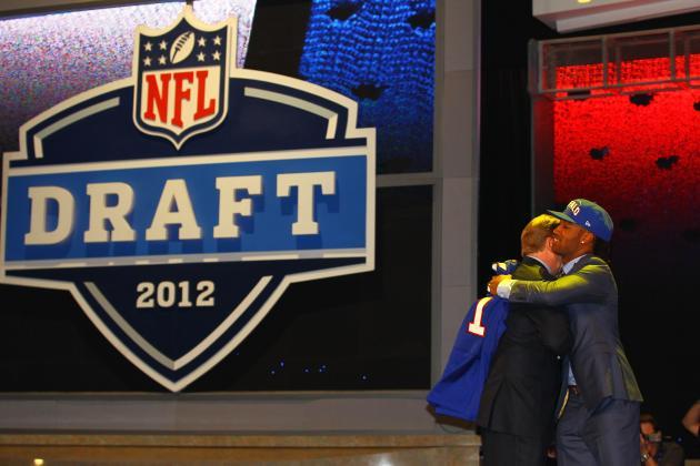 Buffalo Bills Draft Grades: 4 Picks Who Will Succeed in 2012