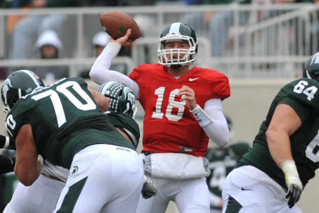 Michigan State Football: What We've Learned from the Spring Game