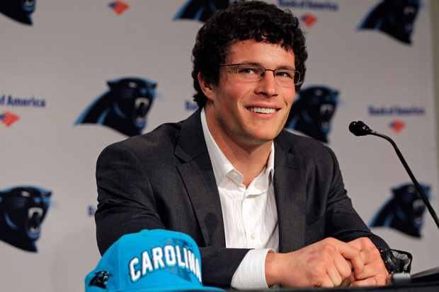 2012 NFL Draft: A Look at Who the Carolina Panthers Drafted