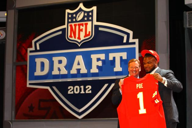 Kansas City Chiefs 2012 NFL Draft Report Card: Grades for Every Pick