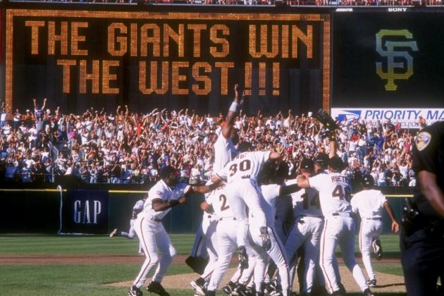 San Francisco Giants: Top 10 Influential 1997 N.L. West Champion Giants