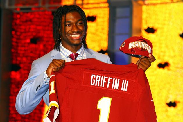 Washington Redskins 2012 Draft Report Card: Grades for Every Pick
