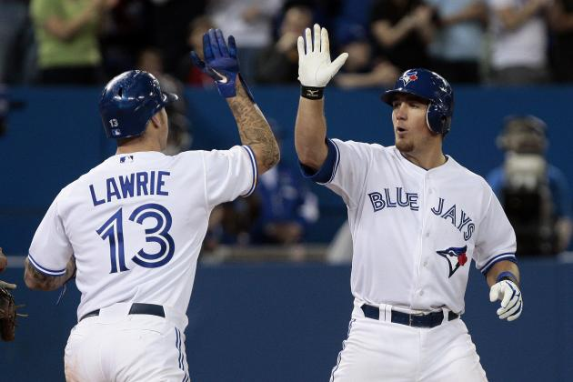 Brett Lawrie: Why the Toronto Blue Jays' 3B Is on the Verge of a Big Breakout