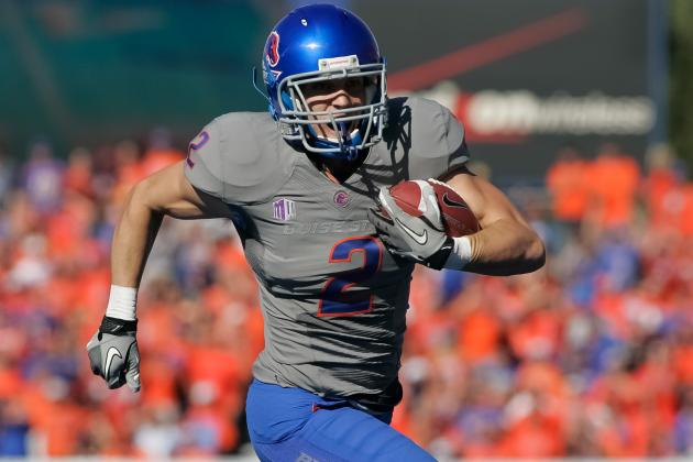 Boise State Football: 5 Freshmen That Could Make an Impact in 2012