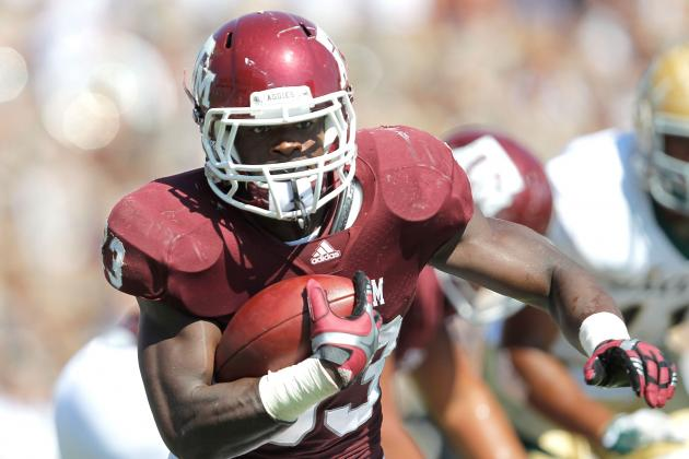 Texas A&M Football: Aggies Who Will Be Picked in the 2013 NFL Draft