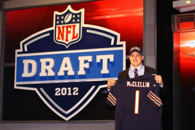 Chicago Bears 2012 Draft:  3 Positions of Need Not Addressed