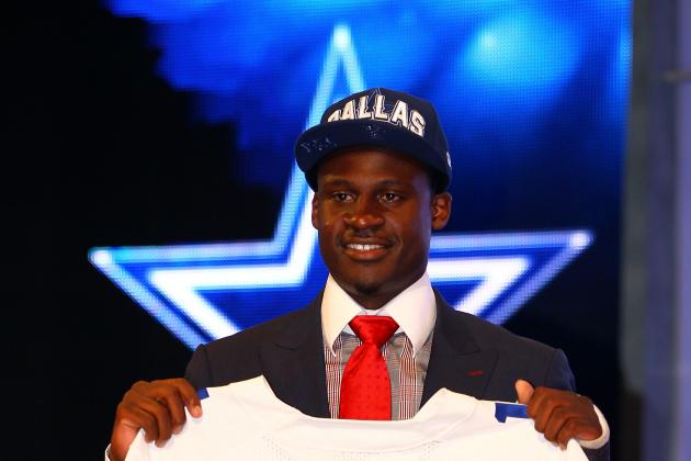 Dallas Cowboys 2012 NFL Draft Report Card: Grades for Every Pick