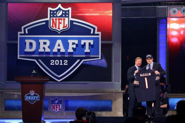 2012 NFL Draft Grades: Chicago Bears' Complete Draft Report Card