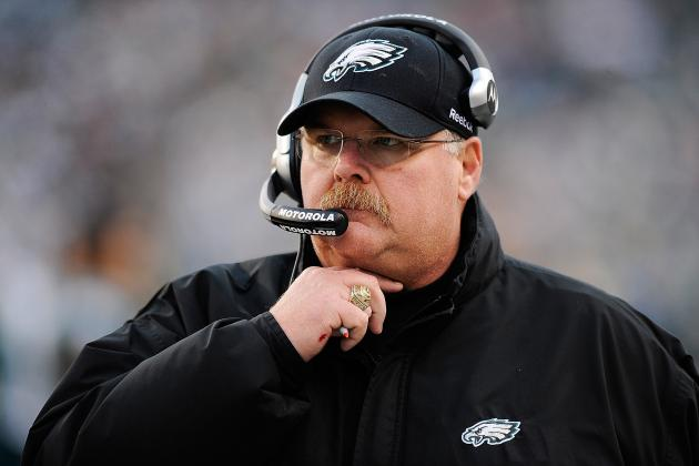 Early Projections for the Philadelphia Eagles' 2012 Final 53-Man Roster