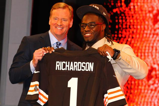 Cleveland Browns 2012 NFL Draft Report Card: Grades for Every Pick