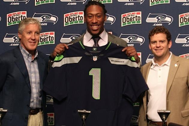 Seattle Seahawks 2012 NFL Draft Report Card: Grades for Every Pick