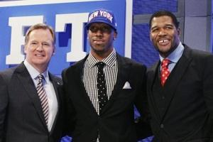 NFL Draft 2012: Bold Predictions for New York Giants' Top Picks