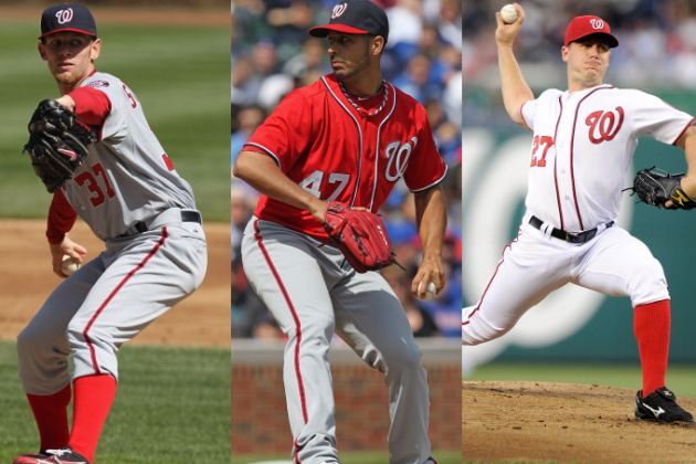 Washington Nationals: Why Their 'Big 3' Will Be All-Stars in 2012
