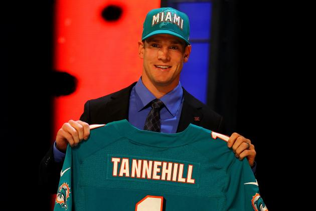 50 NFL Rookies Who Will Battle for Serious Playing Time in 2012-13