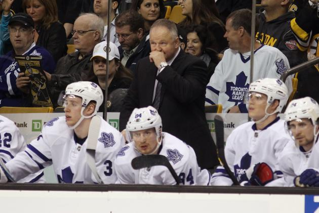 Offseason Moves to Make the Toronto Maple Leafs Better for the 2012-13 Season