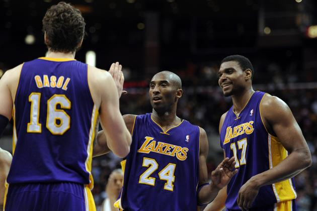 NBA Playoffs 2012: Los Angeles Lakers Offer Value to Win the Western Conference