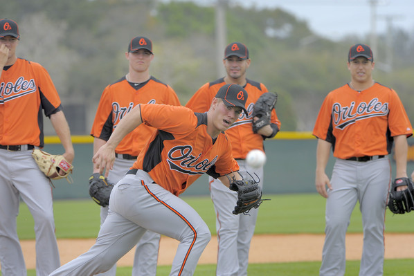 Baltimore Orioles Top Prospects: Who's Hot and Who's Not, April 30