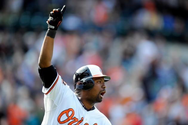 Baltimore Orioles: April Report Card