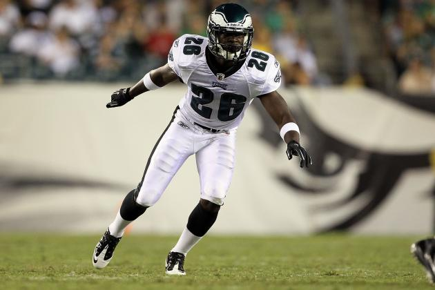 Philadelphia Eagles: 6 Backups Who Will Play a Key Role in 2012