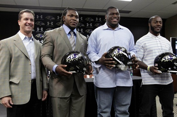 2012 NFL Draft Results: Grading Each Baltimore Ravens Pick
