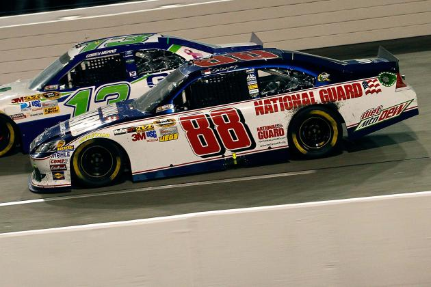 Dale Earnhardt Jr., Greg Biffle Highlight 5 Good, 5 Bad at Richmond