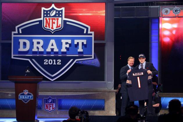 Chicago Bears 2012 Draft: Playing Phil Emery