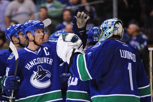 NHL Playoffs 2012: 5 Best Canucks in the First Round