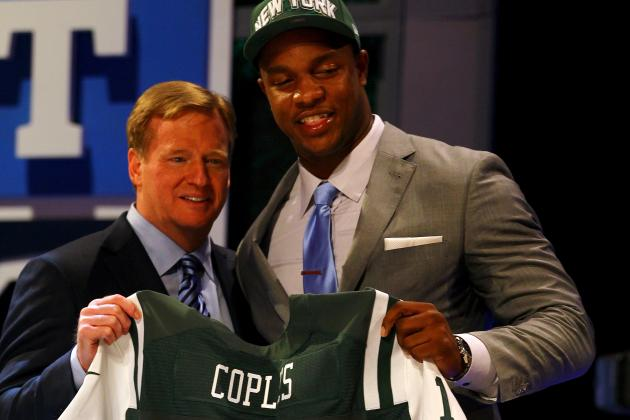 NFL Draft 2012: 10 Shocking Picks That No One Saw Coming