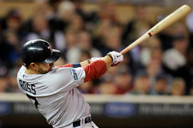 Cody Ross: Why 'The Boss' Can Turn His Big Start into a Big Season