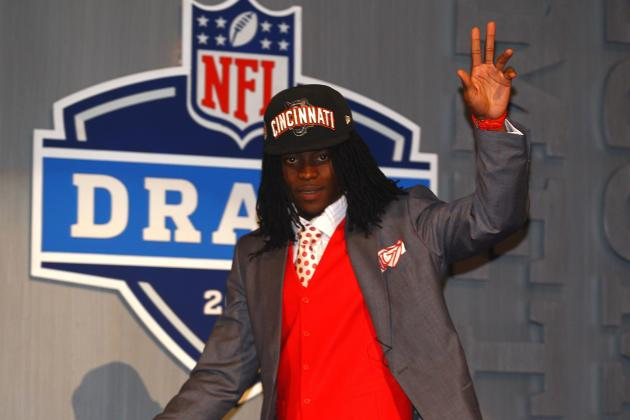 2012 NFL Draft Grades: Full Grades for Each AFC North Team