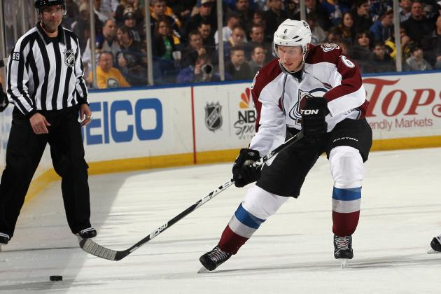 Colorado Avalanche: Grading the 2011-2012 Team Defense and Goalies