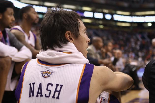 NBA Free Agency 2012: 10 Reasons Phoenix Suns Must Move on from Steve Nash