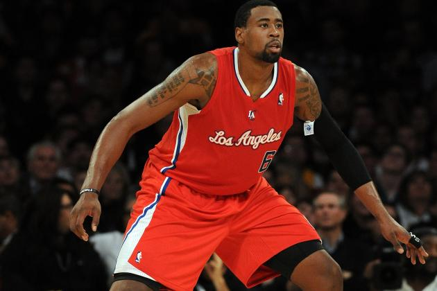 4 Reasons Why DeAndre Jordan Is the Los Angeles Clippers' X-Factor in Playoffs