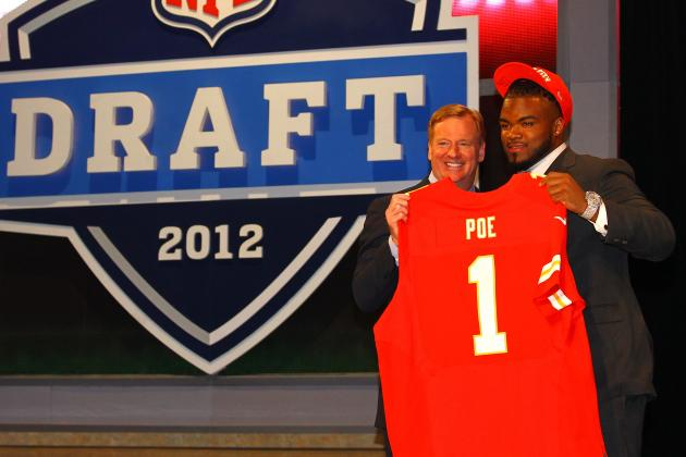 How Each Draft Pick Fits into Kansas City Chiefs' Plan in 2012