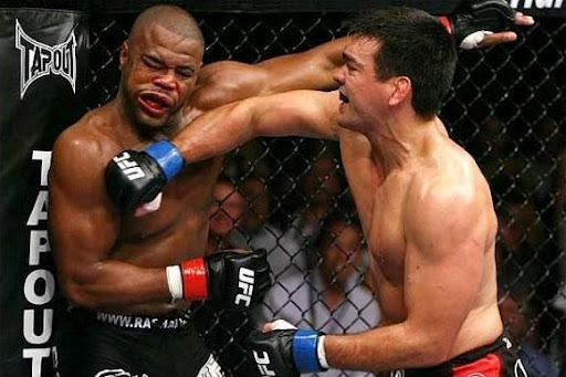 Rashad Evans vs. Lyoto Machida and 10 Fights the UFC Should Put on FOX