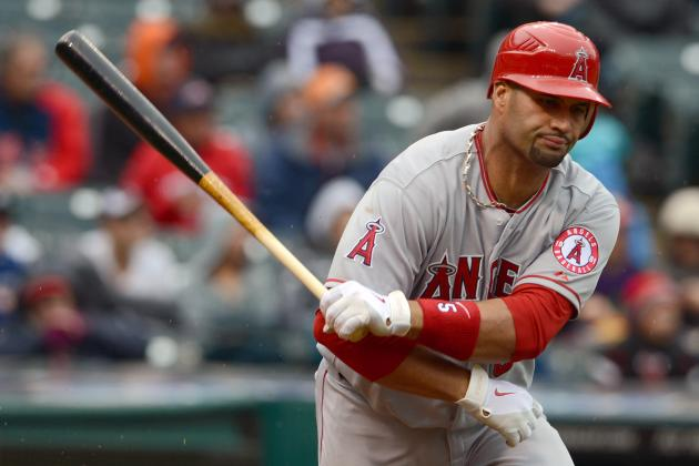 Albert Pujols and the April All-Bust Team