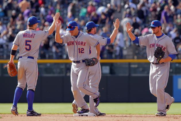 New York Mets: A Review of April