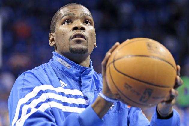 5 Reasons Kevin Durant and OKC Are Better Than Anything the East Can Offer