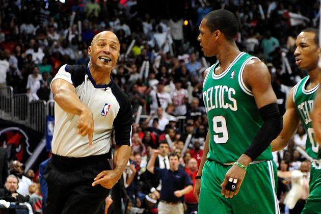 NBA Playoffs 2012: Ranking Rajon Rondo and the Top Point Guards in the Playoffs