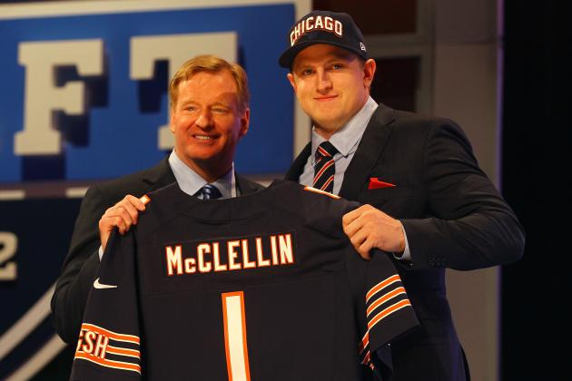 Chicago Bears 2012 Draft: Video on Every Pick