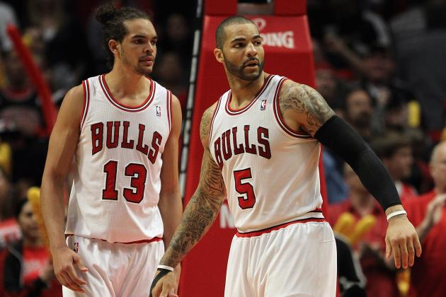 Chicago Bulls: 3 Bold Predictions for the Rest of the First Round