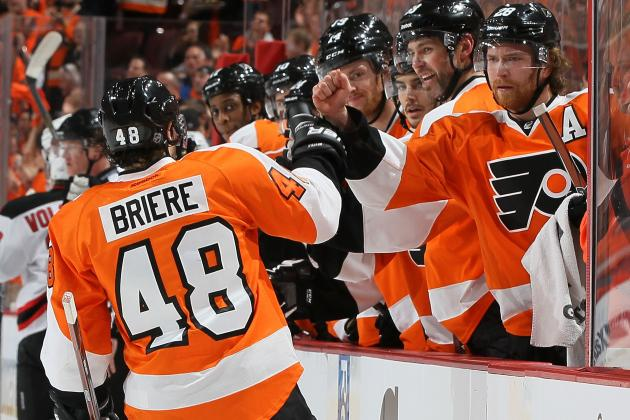 NHL Playoffs 2012: 7 Reasons the Flyers Are Now the Stanley Cup Favorites