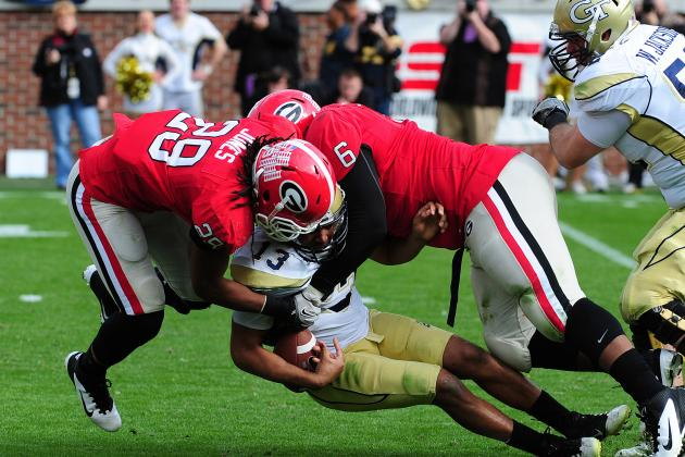 Georgia Football: The 5 Strongest Positions on the Roster