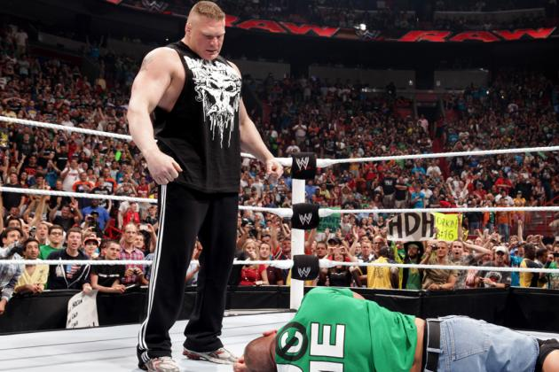 WWE: Brock Lesnar's Most Controversial Moments