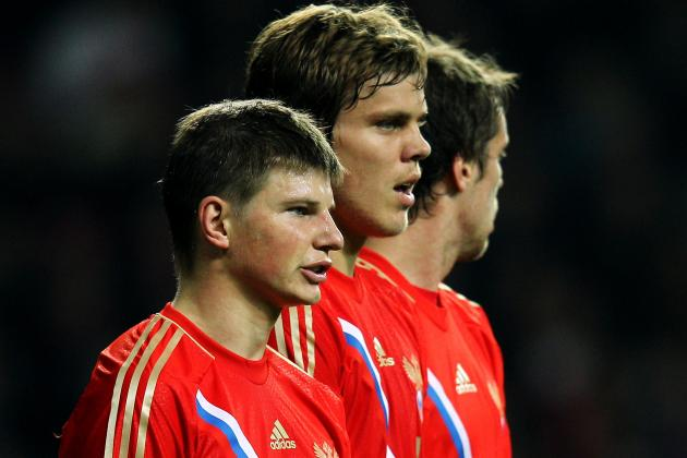 Euro 2012: 5 Questions Facing Russia Heading into Euro 2012