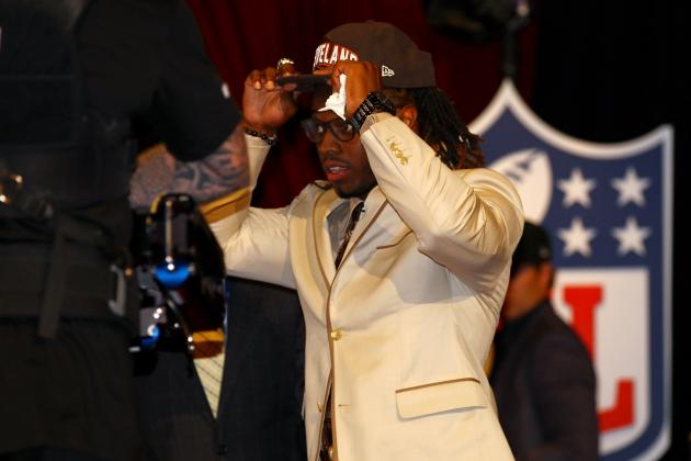 2012 NFL Draft: The Comparable Bust for Each First-Round Rookie